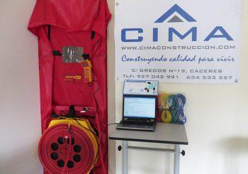 INTROMAC presta servicios tecnológicos en diagnosis energético