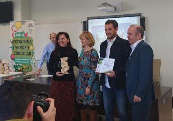 INTROMAC, primer premio Extremadura Verde en reconocimiento a su labor de investigación e innovación en el ámbito de la Economía Circular